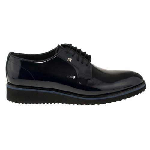 Fosco 6510 Bağlı Klasik Lacivert Erkek Ayakkabı