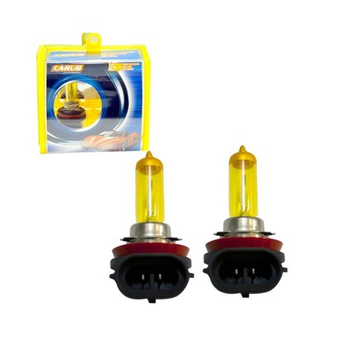 Carub Ampul H11 12V 100W Süper Sarı
