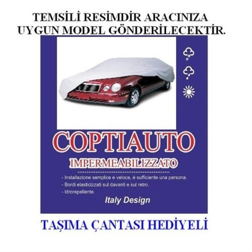 Coptiauto Özel Üretim Mitsubishi Eclıpse Uyumlu Ultra Lüx Oto Branda Müflonlu