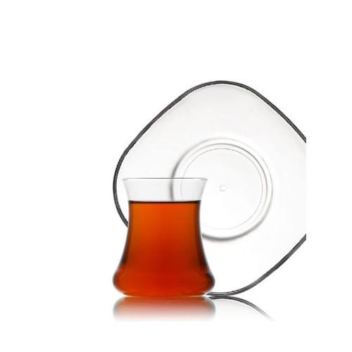 Lav Lal Çay Seti 12 Parça