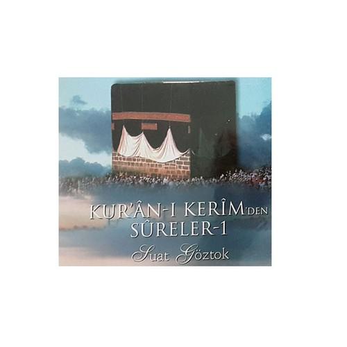 NTP Suat Göztok Kur'an-I Kerim'den Sureler 1 Audio CD