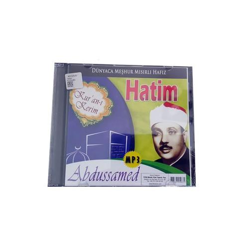 NTP Abdussamed Dünyaca Meşhur Mısırlı Hafız Kur'an-ı Kerim Hatim MP3 CD