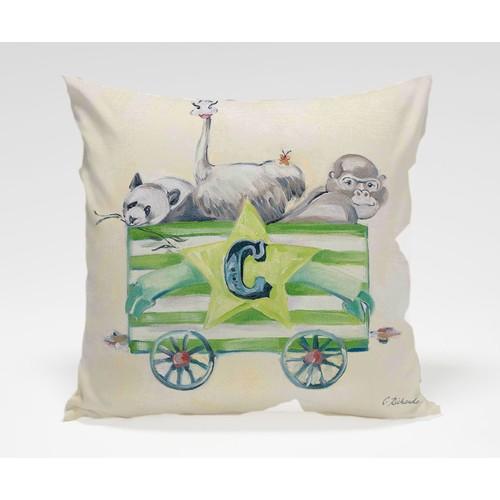 Dekorjinal Dekoratif Yastık Kılıfı CLTX223