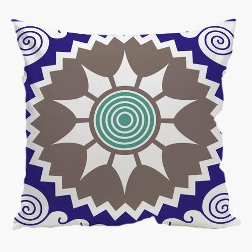 Dekorjinal Dekoratif Yastık Kılıfı LAT102