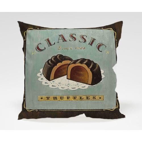 Dekorjinal Dekoratif Yastık Kılıfı CLTX162