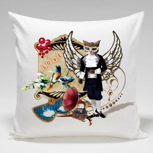 Dekorjinal Dekoratif Yastık Kılıfı CLTX10