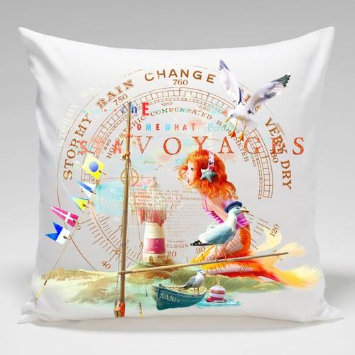 Dekorjinal Dekoratif Yastık Kılıfı CLTX01