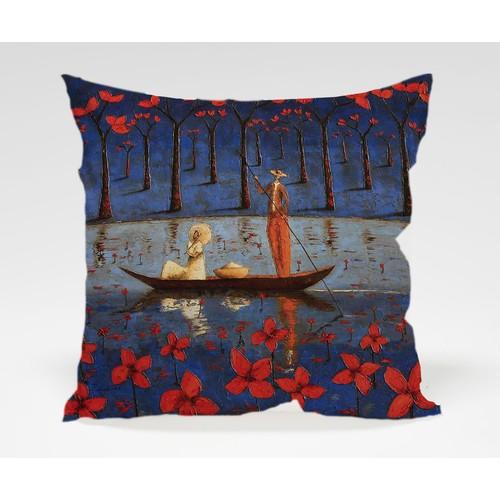 Dekorjinal Dekoratif Yastık Kılıfı CLTX208