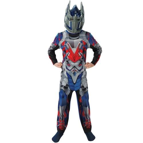 Transformers 4 Optimus Prime Çocuk Kostümü 5-6 Yaş