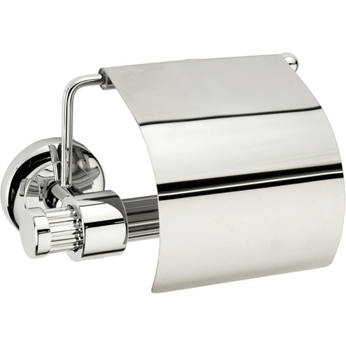 Saray Banyo Pirinç Kapaklı Tuvalet Kağıtlığı Plus