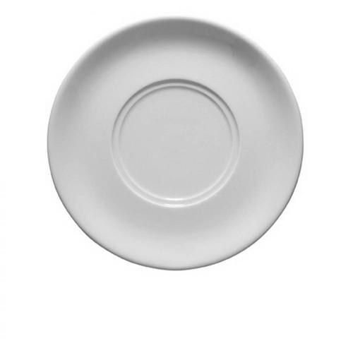 İkram Dünyası Porselen Çorba Altlığı 17 cm 12 adet