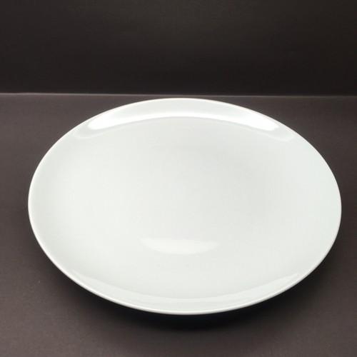 İkram Dünyası Porselen Servis Tabağı 25 cm 12 Adet