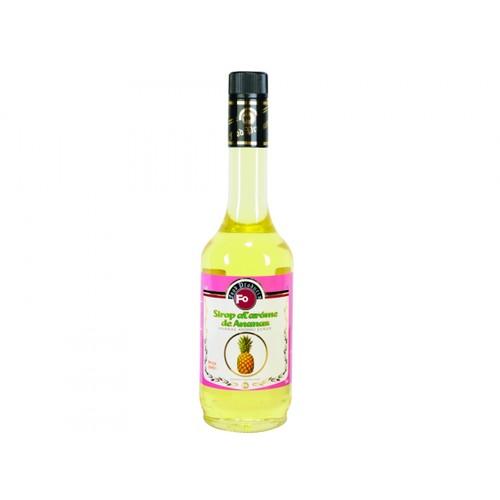 İkram Dünyası Fo Kokteyl Ananas Şurup