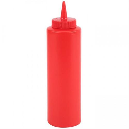 İkram Dünyası Ketçap - Mayonezlik - Hardallık Kırmızı 350 cc