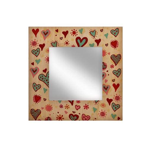 Tink Büyük Kalpler Ayna