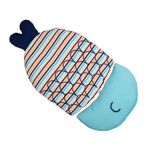 Bebepan 1717 Mr.Fish Figürlü Bebek Alt Açma