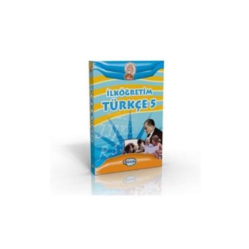 İlköğretim 5. Sınıf Türkçe İnteraktif CD