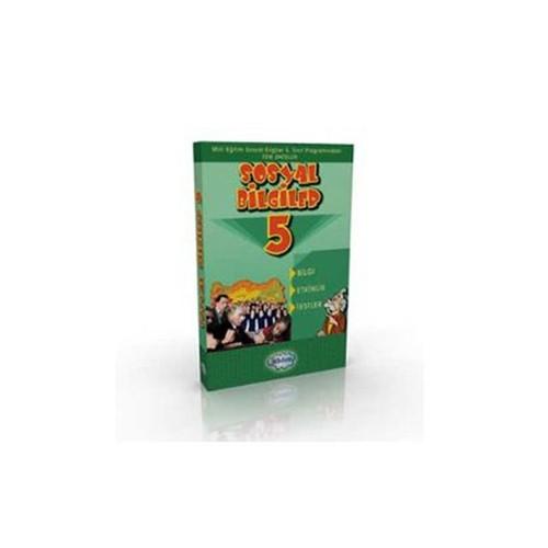 İlköğretim 5. Sınıf Sosyal Bilgiler İnteraktif CD