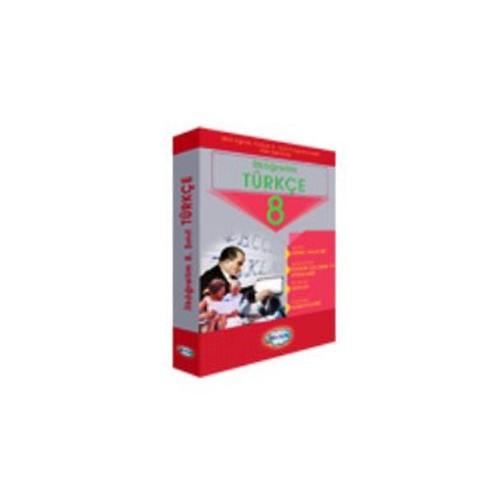 İlköğretim 8. Sınıf Türkçe İnteraktif CD