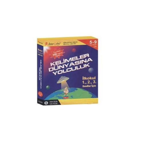 Kelimeler Dünyasına Yolculuk İlköğretim 1-2-3 Sınıflar İçin CD