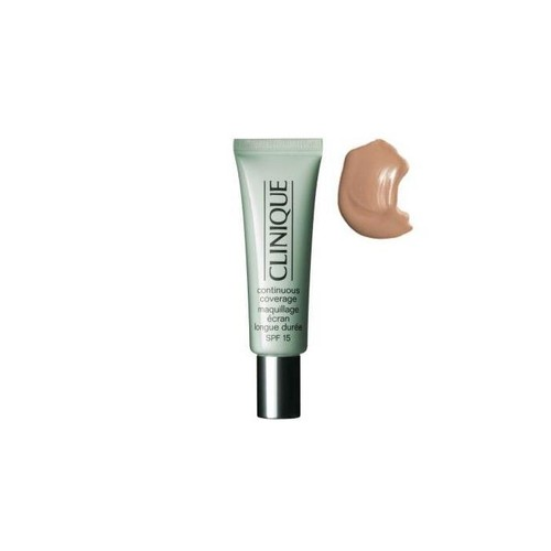Clinique Continuous Coverage Spf 15 30 Ml - 02 Natural Honey Glow