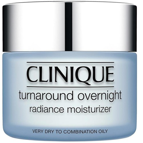 Clinique Turnaround Overnight Radiance Moisturizer Nuit 50 Ml