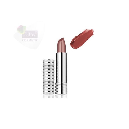 Clinique Long Last Lipstick Golden Brandy ( 08 ) - Ruj