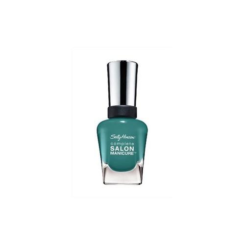Sally Hansen Complete Salon Manicure Oje - 51 Fairy Teal