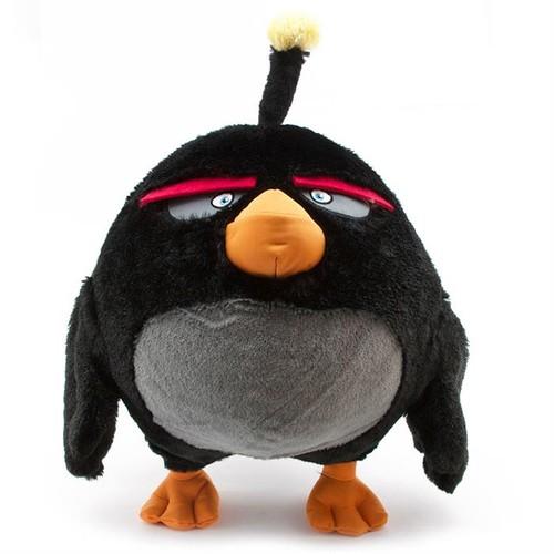 Angry Birds Bomb 23 cm Figür Peluş Oyuncak