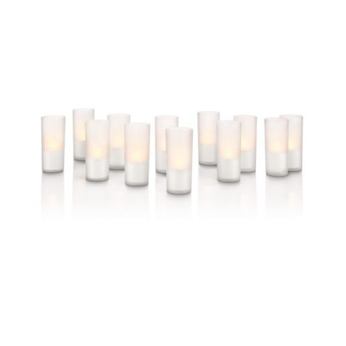 Philips Candlelights 12L Set Clear