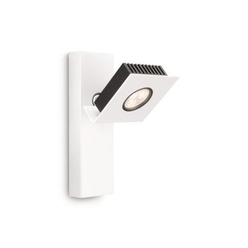 Philips Metrys Single Spot Led White 1X7.5W Sel