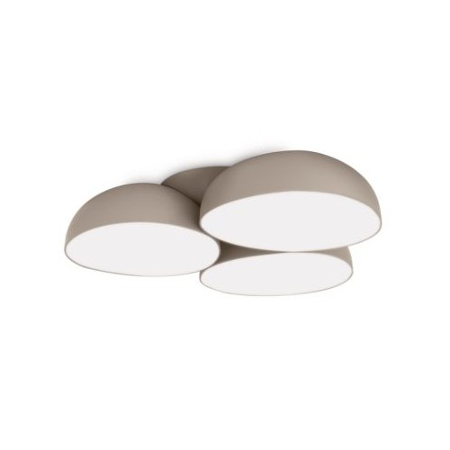 Philips Stonez Ceiling Lamp Led Grey 12X2.5W Sel