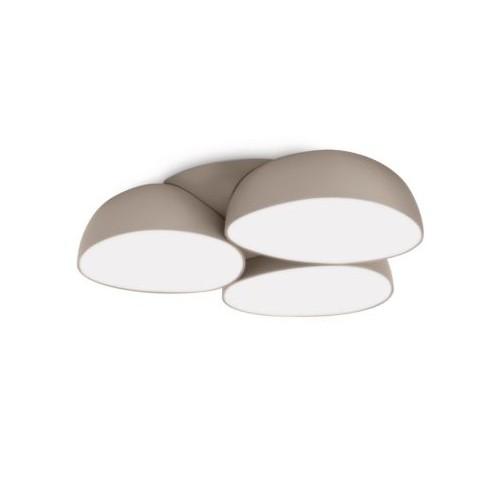 Philips Stonez Ceiling Lamp Led Grey 9X2.5W Sel