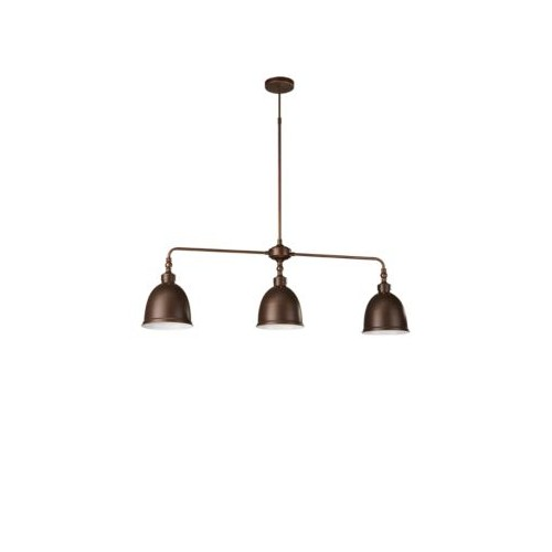 Philips Dunlo Pendant Copper 3X75W 230V
