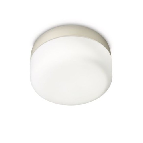 Philips Midway Wall Lamp Cream 1X20W 230V
