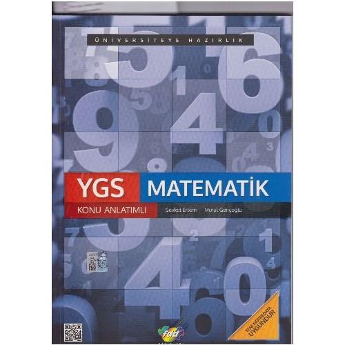 Fdd Yayınları Ygs Matematik Konu Anlatımlı