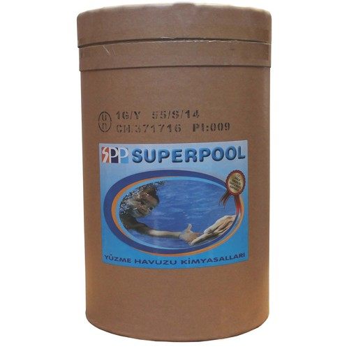 Superpool %56 Granül Toz Klor (Di-Klor) 50 Kg
