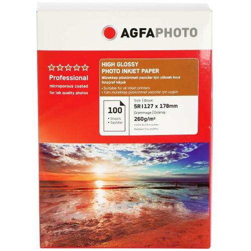 Agfa Fotoğraf Kağıdı A4 Parlak 20 Adet inkjet Photo Paper