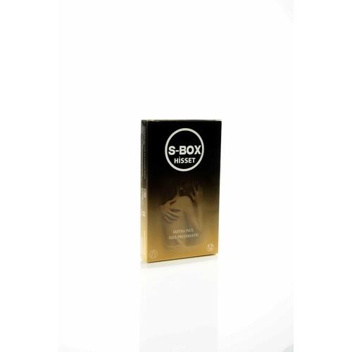 Sbox Ultra Thin Extra İnce 12'Li Prezervatif