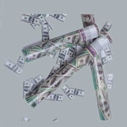 Tahtakale Toptancısı Konfeti Dolar 30Cm
