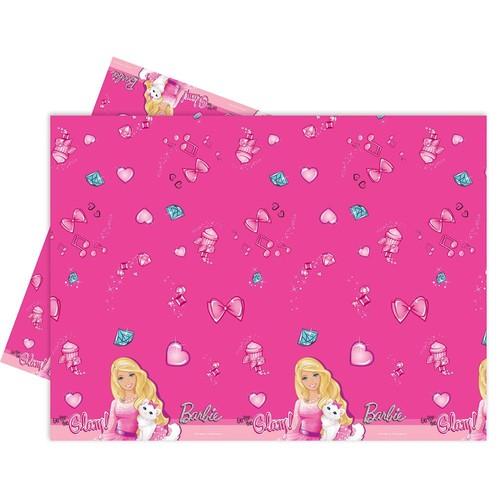 Tahtakale Toptancısı Masa Örtüsü Barbie Sparkle 120*180
