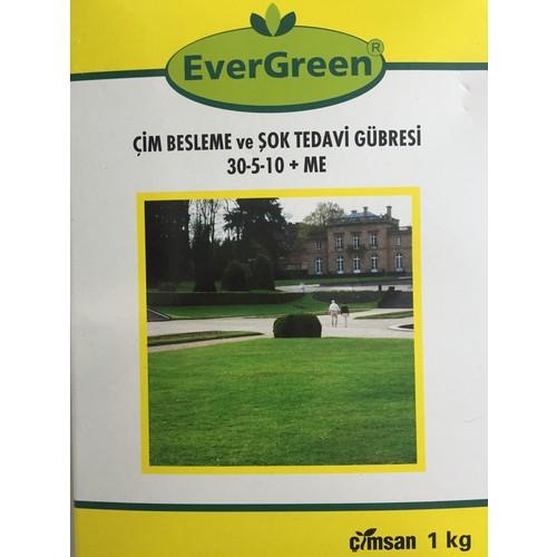Evergreen Çim Besleme ve Şok Tedavi Gübresi