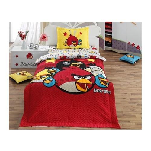 Angry Birds 01 Tek Kişilik Complete Set