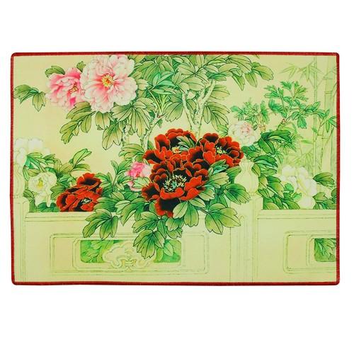 Gravel kırmızı Pembe Çiçek Amerikan Servisi