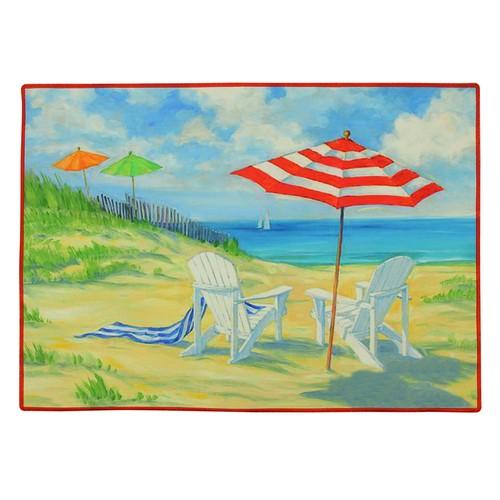 Gravel Kırmızı Şemsiye Amerikan Servisi