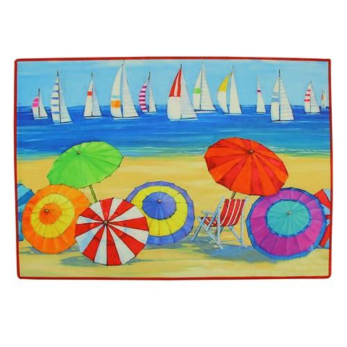 Gravel Renkli Şemsiyeler Amerikan Servisi
