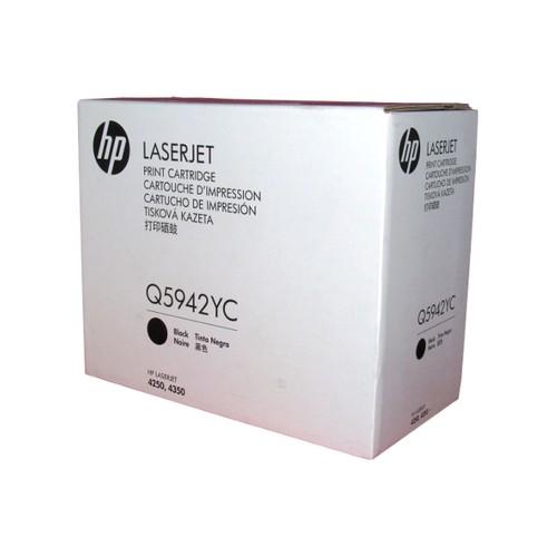 HP Q5942YC SİYAH ORJİNAL TONER