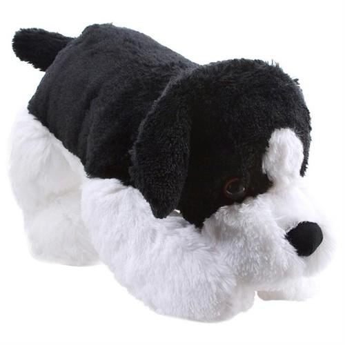 Tombul Yatan Köpek Peluş Oyuncak 100 cm