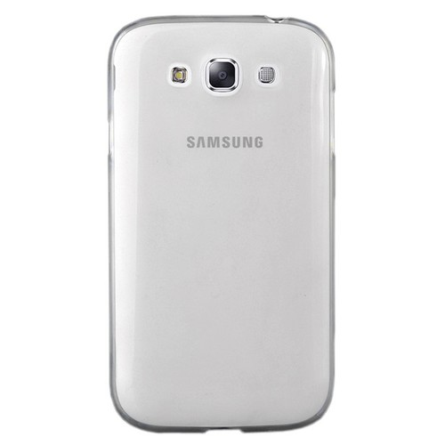 CoverZone Samsung Galaxy E7 Kılıf 0.3mm İnce Silikon Şeffaf