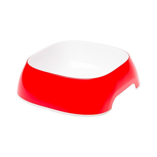 Ferplast Glam Medium Red Bowl Mama Kabı